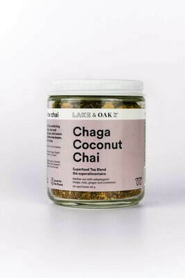 Lake And Oak Chaga Coconut Chai