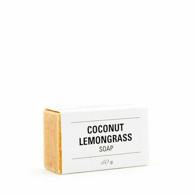 Leaves Of Trees Coconut Lemongrass Soap 50g