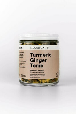 Lake And Oak Turmeric Tonic