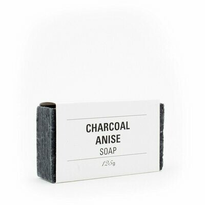 Leaves Of Trees Charcoal Anise Soap 125g