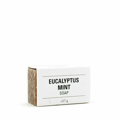 Leaves Of Trees Eucalyptus Mint Soap 50g