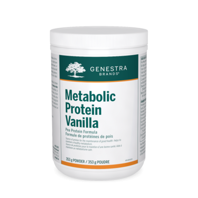 Metabolic Protein Powder Vanilla