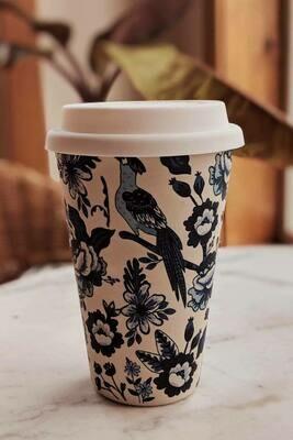 Mimi & August Blue Boho Cup