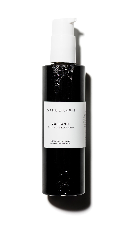 Sade Baron Liquid Soap Activated Charcoal