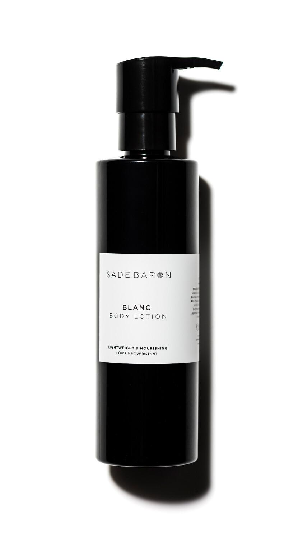 Sade Baron Body Moisturizer Blanc (Frag Free)
