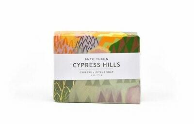 Anto Yukon Cypress Hills Soap