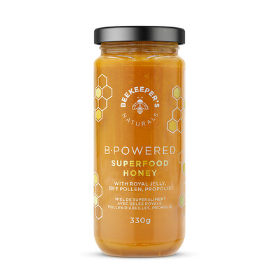 Bee Keepers Naturals Superfood B Powered Honey - Large