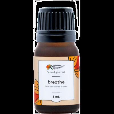 Fern & Petal Breathe Essential Oil Blend