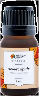 Fern & Petal Sweet Uplift Essential Oil Blend