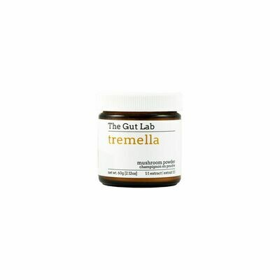 The Gut Lab Tremella Mushroom Powder