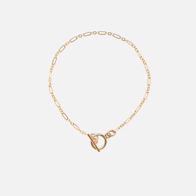 Kara Yoo Kaela Bracelet - Yellow Gold Fill