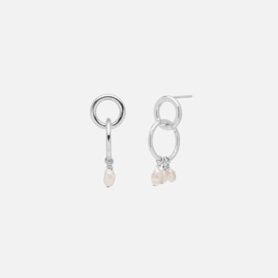Kara Yoo Moria Mini Earrings