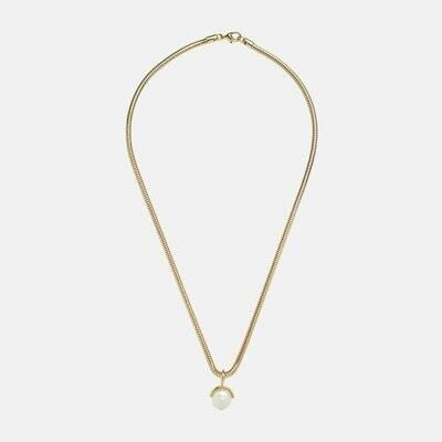 Kara Yoo - Maya Pearl Necklace
