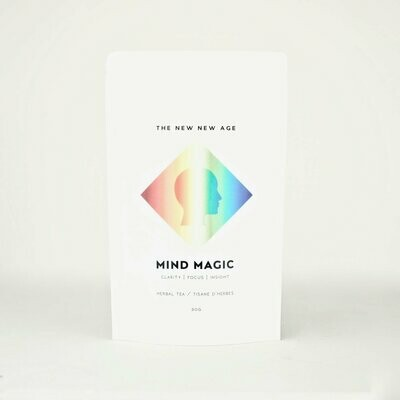 THE NEW NEW AGE - MIND MAGIC // nootropic tonic TEA
