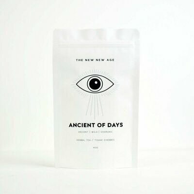 THE NEW NEW AGE - ANCIENT OF DAYS // adaptogenic black tea