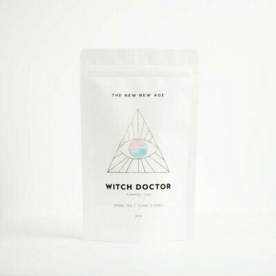 THE NEW NEW AGE - WITCH DOCTOR // turmeric chai TEA