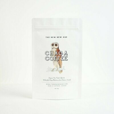 THE NEW NEW AGE - CHAGA COFFEE