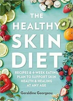The Healthy Skin Diet By Geraldine Georgeou