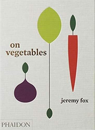 On Vegetables Book