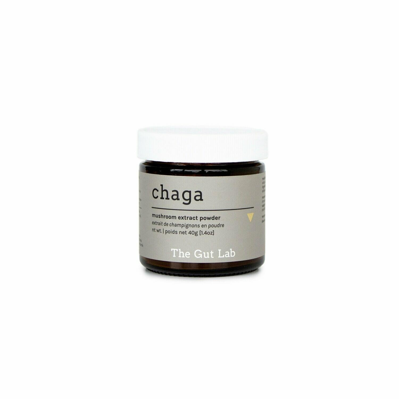 The Gut Lab Chaga Powder