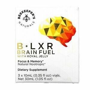 B LXR3 Brain Fuel