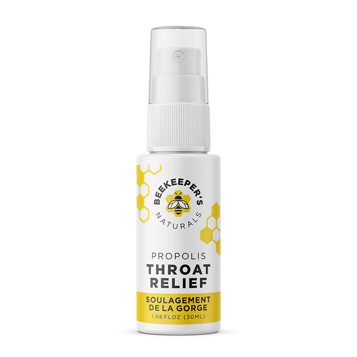 Bee Keepers Throat Spray