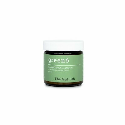 The Gut Lab Green6