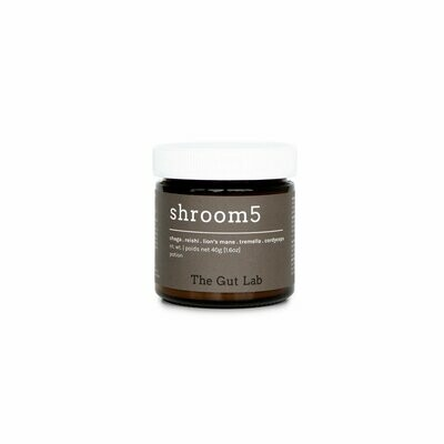 The Gut Lab Shroom5