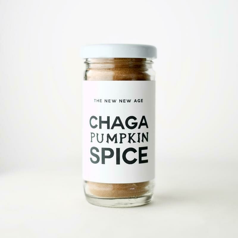 The New New Age Chaga Pumpkin Spice