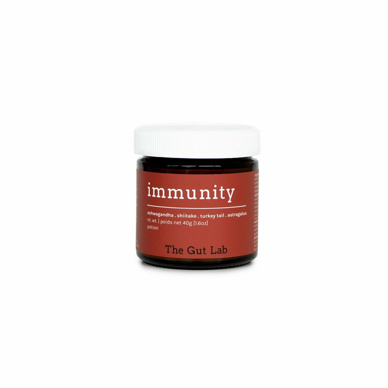The Gut Lab Immunity