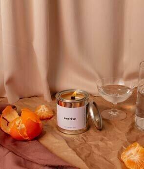 Mala The Brand Sunrise Candle