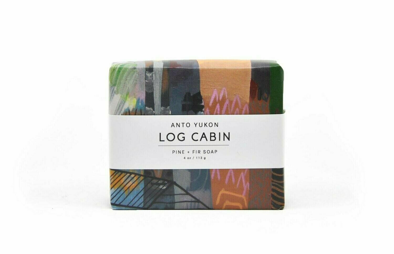 Anto Yukon Log Cabin Soap
