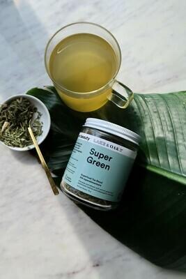 Lake And Oak Super Green Tea