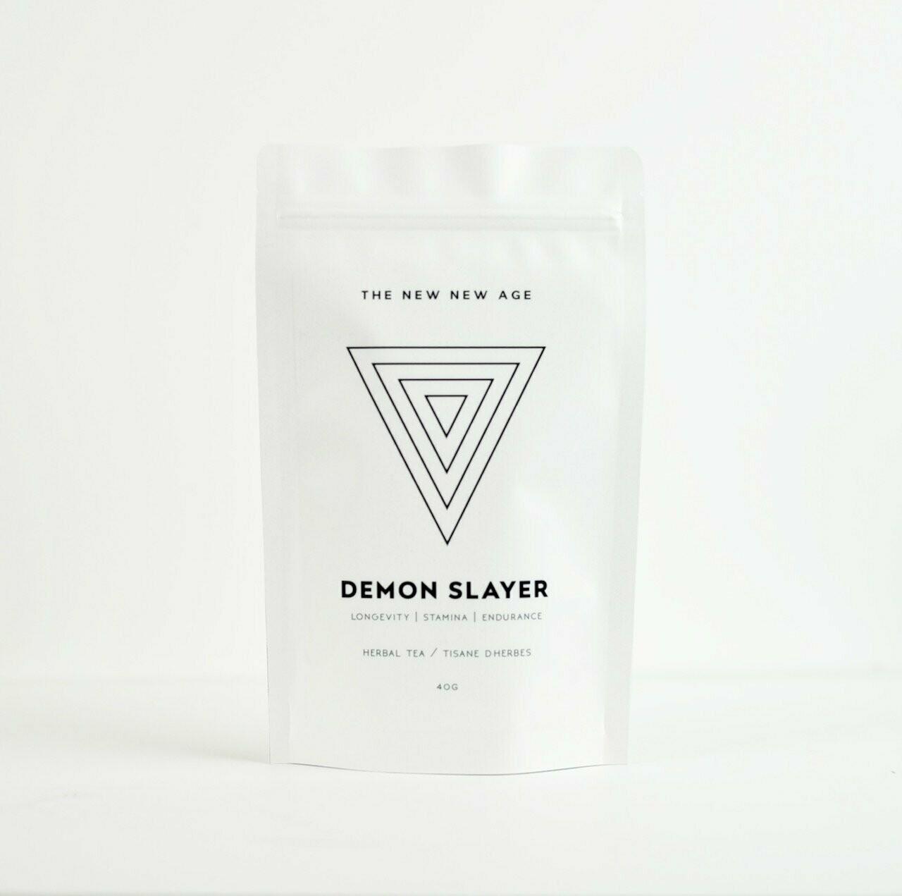 The New New Age Demon Slayer // Rhodiola Root Tonic Tea