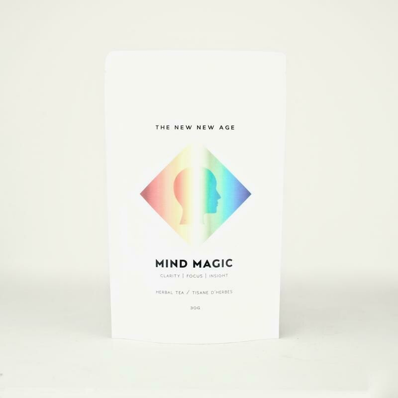 The New New Age Mind Magic Tea