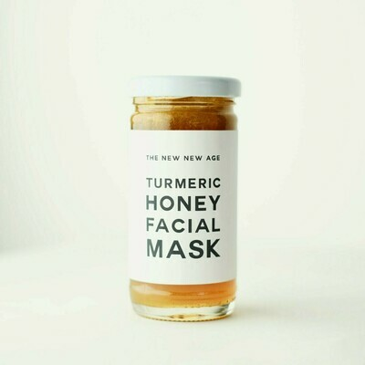 The New New Age Turmeric Honey Mask