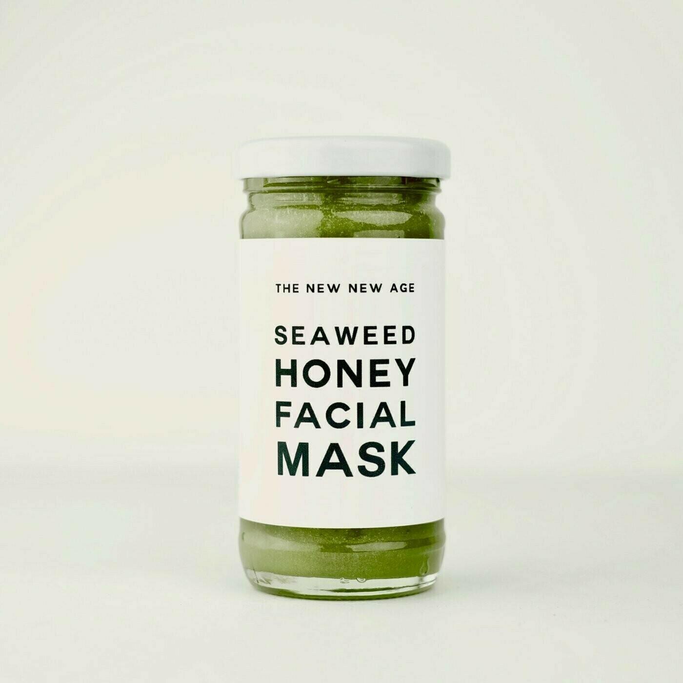 The New New Age Seaweed Honey Mask