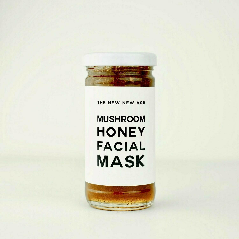 The New New Age Mushroom Honey Mask