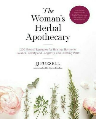 Womens Herbal Apothecary Book