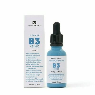Consonant B3 + Zinc Serum