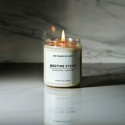 100 Years Bedtime Story Candle