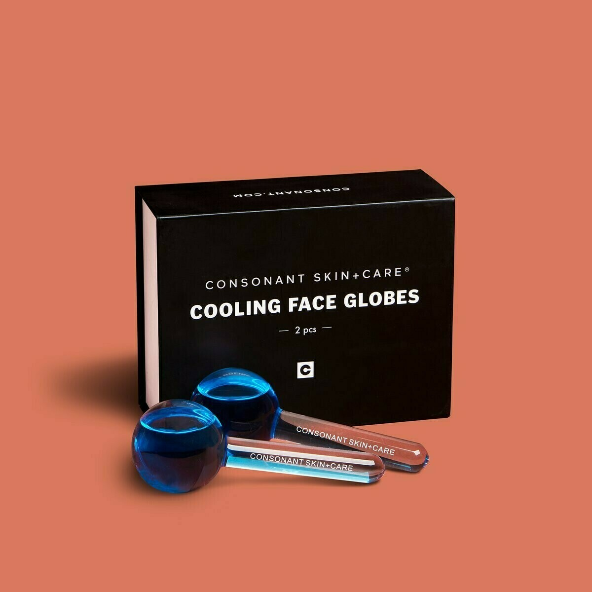 Consonant Cooling Face Globes