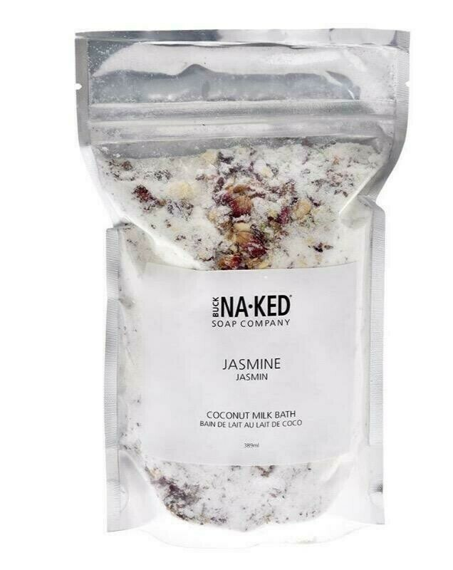 Buck Naked Jasmine Milk Bath