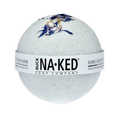 Buck Naked Indigo Bath Bomb