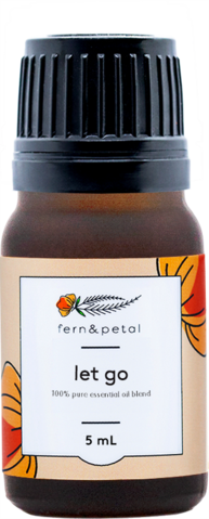 Fern & Petal Essential Oil Let Go