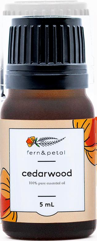 Fern & Petal Essential Oil Cedarwood