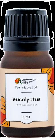Fern & Petal Essential Oil Eucalyptus