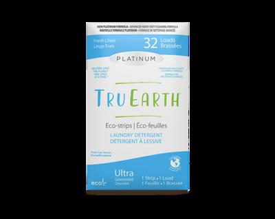 Tru Earth Laundry Strips Fresh Linen
