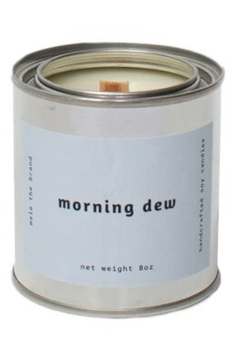 Mala The Brand Morning Dew Candle