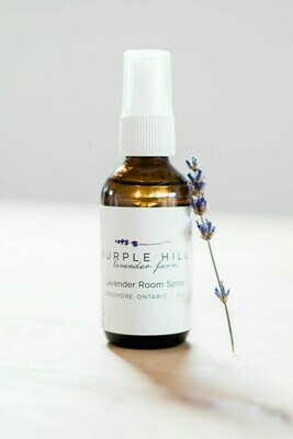 Purple Hill  Lavender Room Spray